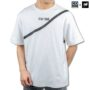 Colegacy X AD Jeans Men Oversize Letter Word Bag Graphic Tee