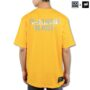 Colegacy X AD Jeans Men Oversize Letter Logo Graphic Tee