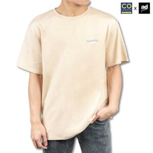 Colegacy X AD Jeans Men Oversize Signature Graphic Tee
