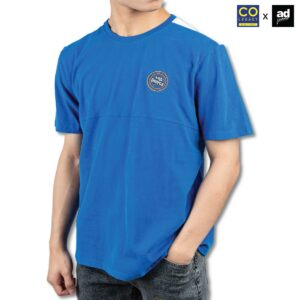Colegacy X AD Jeans Men Oversize Circle Logo Word Back Tee