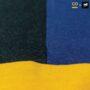 Colegacy X AD Jeans Men Oversize Plain Colour Block Signature Tee