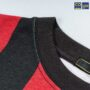 Colegacy Men Cotton Oversize Plain Round Sleeve Word Neck Tee