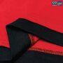Colegacy Men Cotton Oversize Plain Round Neck Colour Block Sleeve Tee