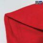 Colegacy Men Plain Cotton Word Line Short Sleeve Hoodies