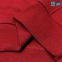 Colegacy Men Plain Cotton Long Sleeve Slogan Hoodies