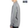 Colegacy Men Cotton Plain Long Sleeve Sweater