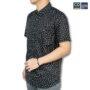 Colegacy Men Signature Plain Long Sleeve Button Mid Shirt