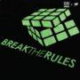 Colegacy X AD Jeans Men Oversize Rubik'Cube Graphic Tee