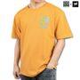 Colegacy X AD Jeans Men Oversize Word Circle Logo Graphic Tee