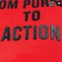 Colegacy X AD Jeans Men Oversize Slogan Colour Block Graphic Tee