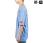 Colegacy X AD Jeans Men Oversize Plain Letter Word Tee