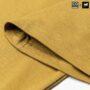 Colegacy X AD Jeans Men Oversize Plain Letter Back Tee