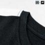 Colegacy X AD Jeans Men Oversize Shoulder Letter Colour Block Tee