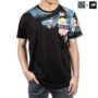 Colegacy X AD Jeans Men Oversize Floral Graphic Tee