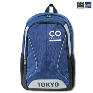 Colegacy Signature High Quality Plain Backpack