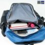 Colegacy Signature High Quality Colour Block Pocket Backpack