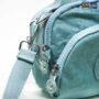 Colegacy Signature Mini Casual Triple Zip Crossbody Bag
