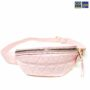 Colegacy Signature Solid Quilted Chain Waist Pack