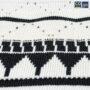 Colegacy Long Sleeve Stripe Design Knited Sweater