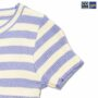Colegacy Women Highly Stretchable Stripe Design Knitwear