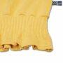 Colegacy Women Cotton V-Neck Short Sleeve Blouse