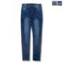 Colegacy Men Denim Pocket Long Jeans