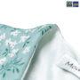 Colegacy Women Floral V-Neck Midi Dress