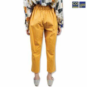 Colegacy Women Cotton Plain Long Pants