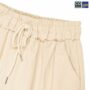 Colegacy Women Pocket Elastic Waist Jogger Style Long Pants